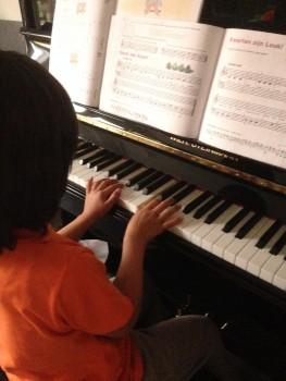 Joel pianoles Amstelveen