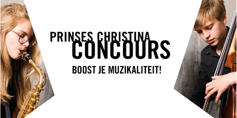 Doe mee met het Prinses Christina Concours!